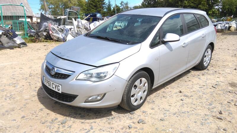 Opel Astra III 2012 г запчясти
