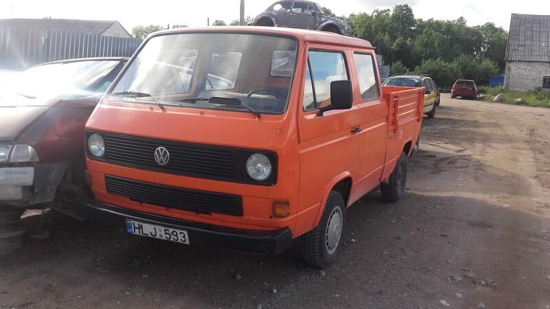 Volkswagen Transporter T1 1989 y parts
