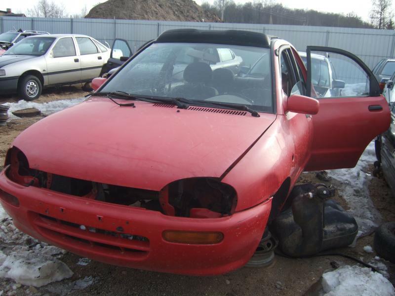 Mazda 121 1994 m dalys