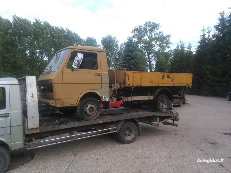 Volkswagen Lt LT55 2.4 turbo 1991 y. parts