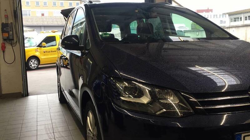 Volkswagen Sharan II 2011 г. запчясти
