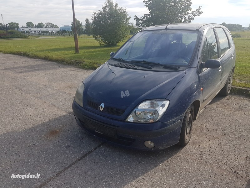 Renault Scenic I 1.9 DYZELIS 75 KW 2002 y parts