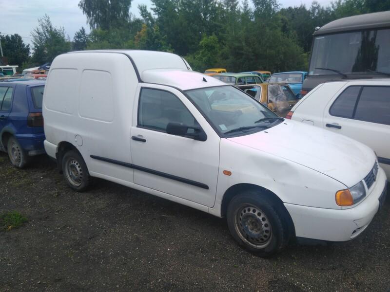 Volkswagen Caddy 2001 y. parts
