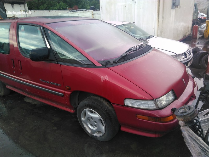 Pontiac Trans Sport 1995 y. parts