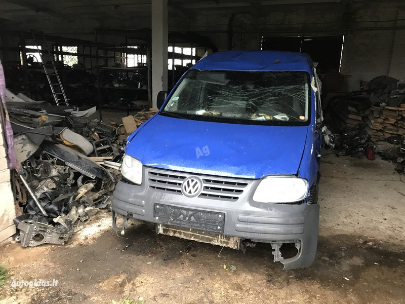 Volkswagen Caddy 2004 y. parts