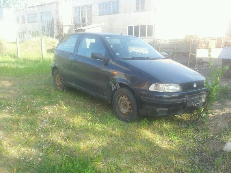 Fiat Punto I 1997 m dalys