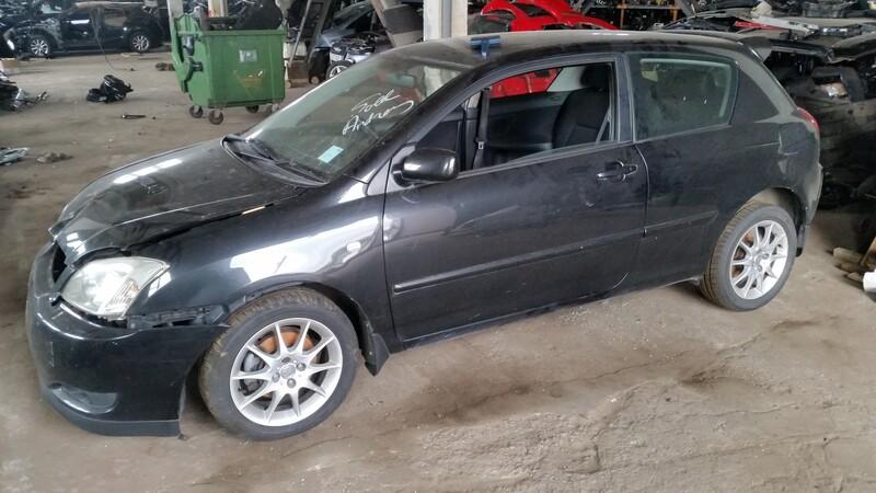 Toyota Corolla SERIA E11 2002 m. dalys
