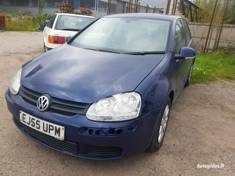 Volkswagen Golf V 2006 y parts