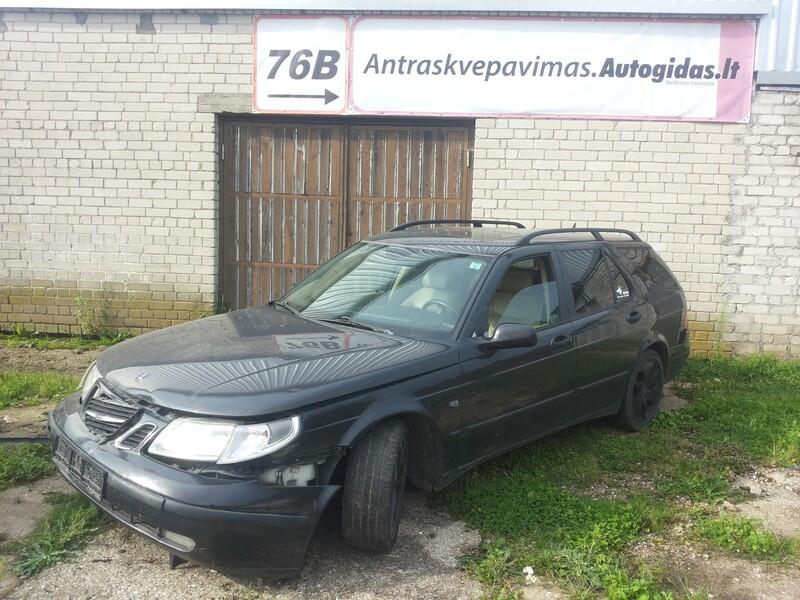 Saab 9-5 Europa 2005 m dalys