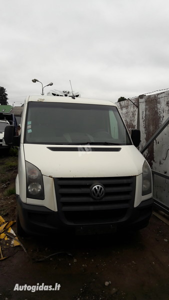 Volkswagen Crafter 2008 y parts
