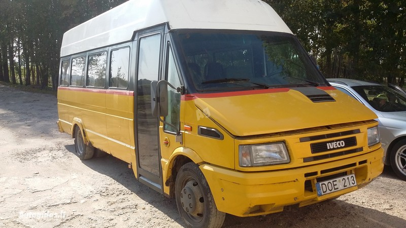 Iveco Daily 1998 г. запчясти