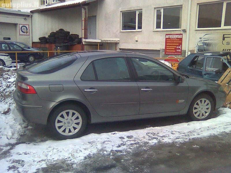 Renault Laguna II Dci 2003 m dalys