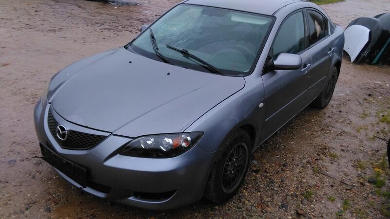 Mazda 3 I 2004 y. parts