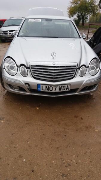 Mercedes-Benz E 280 CDI 2007 m dalys