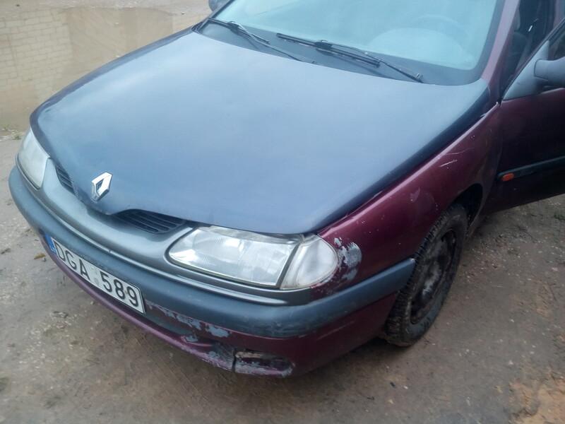 Renault Laguna I 1997 m dalys