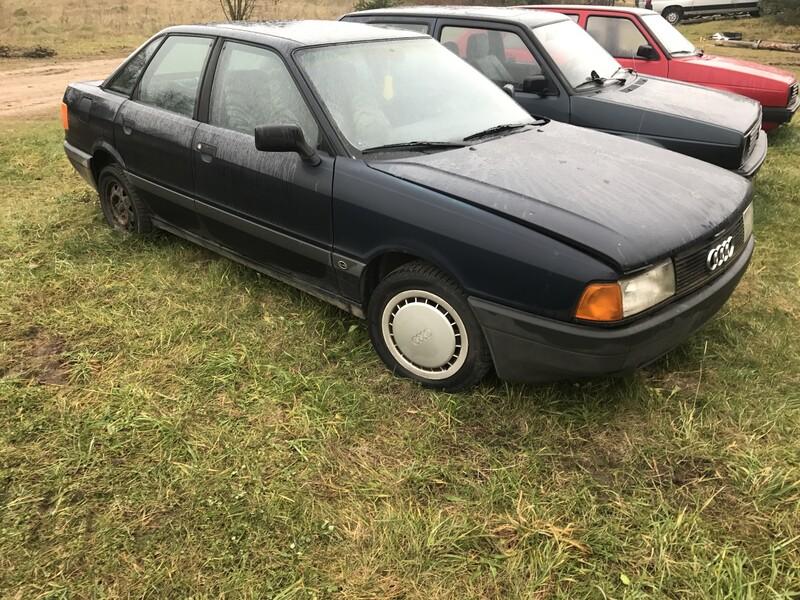 Audi 80 B3 1988 y. parts