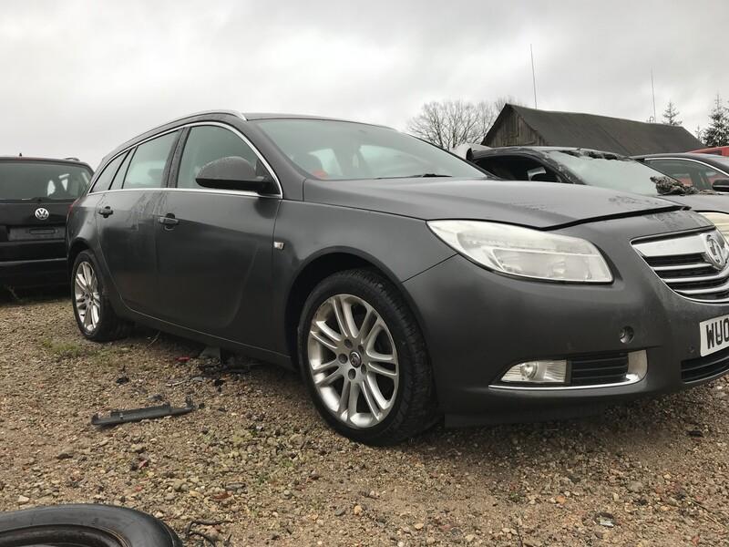Opel Insignia 2011 y. parts