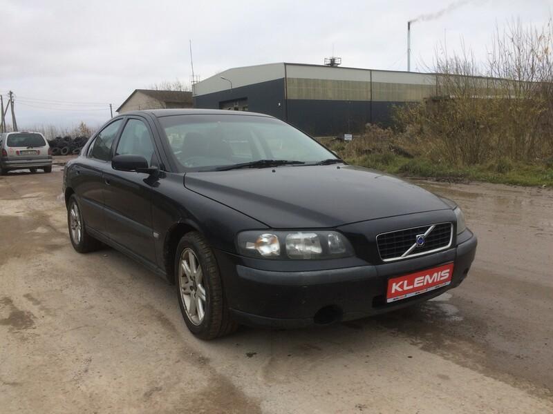 Volvo S60 I D5 2003 y. parts