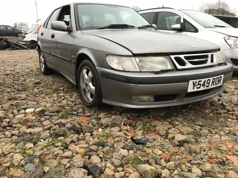 Saab 9-3 I 2002 y. parts