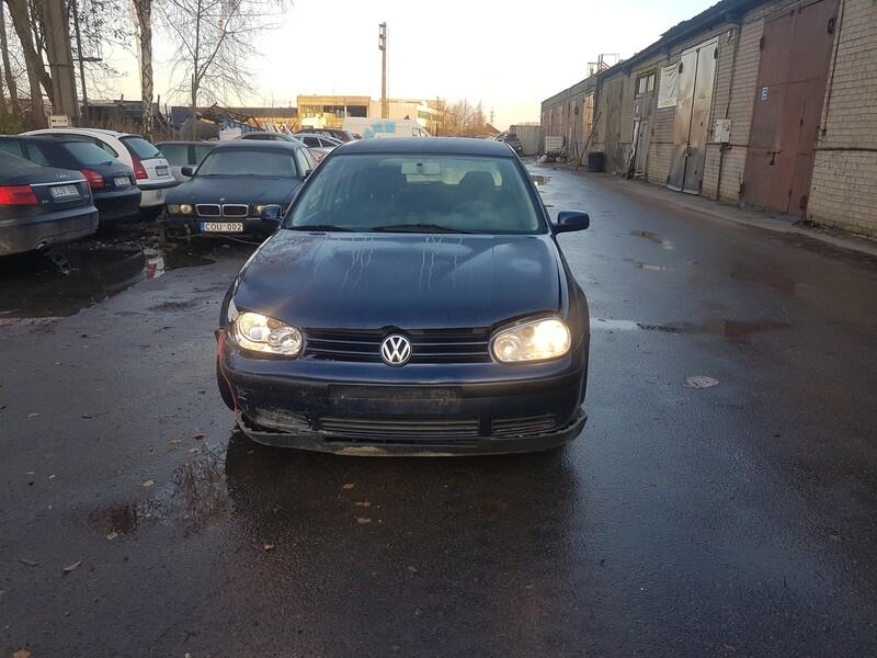 Volkswagen Golf IV 1.4 BENZINAS 55 kw 2001 m dalys