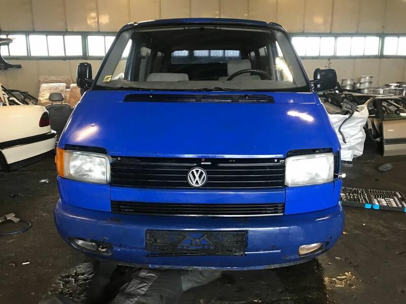 Volkswagen Transporter T4 1992 m dalys