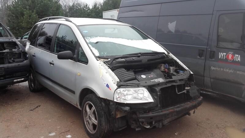 Volkswagen Sharan I 2002 y. parts