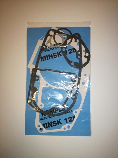 Klasikinis  Minsk 12 1990 y. parts
