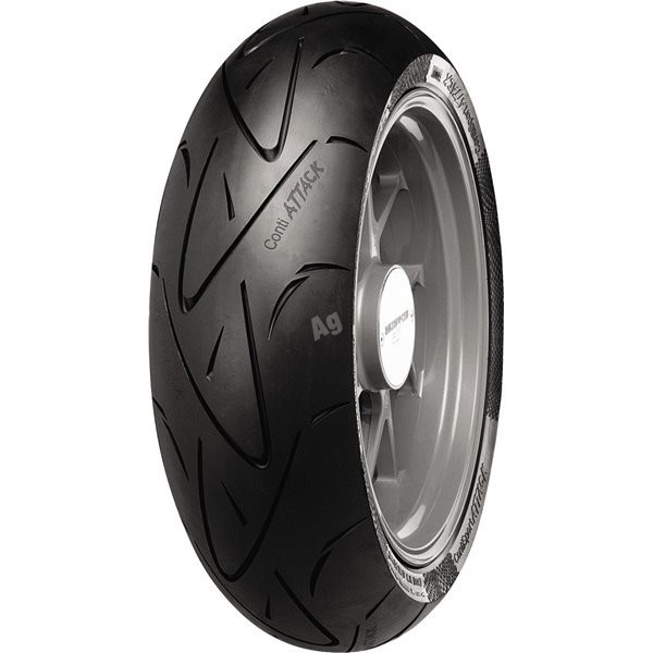 Continental SPORT ATTACK  R17 summer  tyres motorcycles