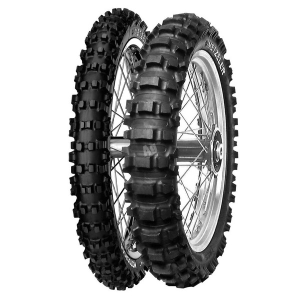 Metzeler MC5 R19 universal  tyres motorcycles