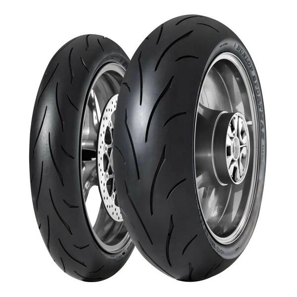 Dunlop GP RACER. R17 summer  tyres motorcycles