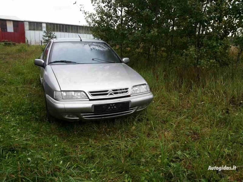 Citroen Xantia II 2001 y parts