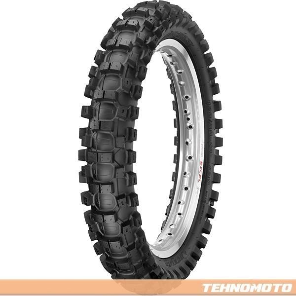 Dunlop geomax mx31 R18 universal  tyres motorcycles