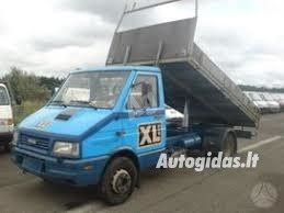 Iveco 35-12 Daily TD 1998 m. dalys