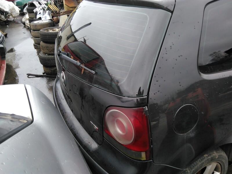 Volkswagen Polo IV FL 2007 y. parts