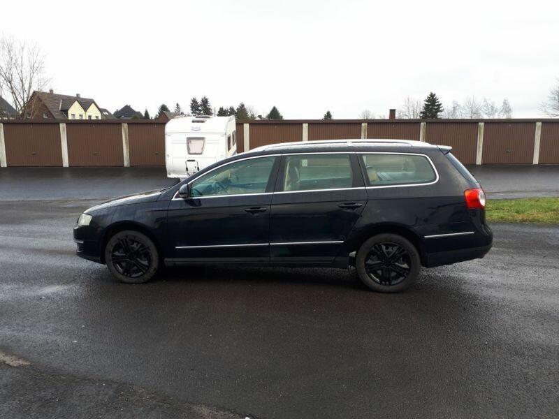 Volkswagen Passat B6 2.0 DYZELIS 103 KW 2007 m dalys