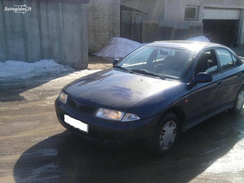 Mitsubishi Carisma I 1996 m dalys