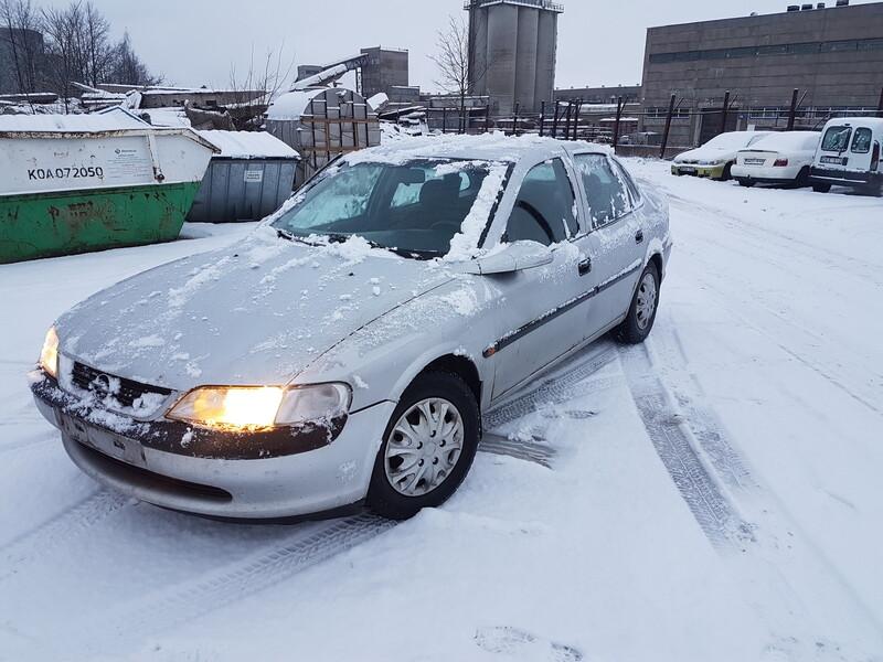 Opel Vectra B 1.8 BENZINAS 85 1997 m dalys