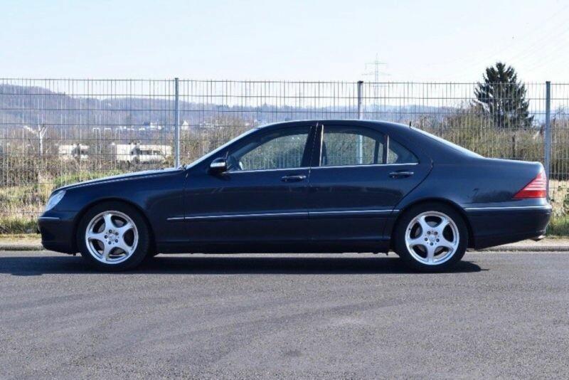 Mercedes-Benz S 320 W220 2000 m. dalys