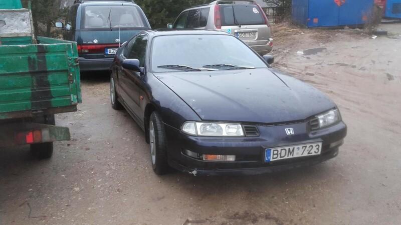Honda Prelude 1995 m dalys