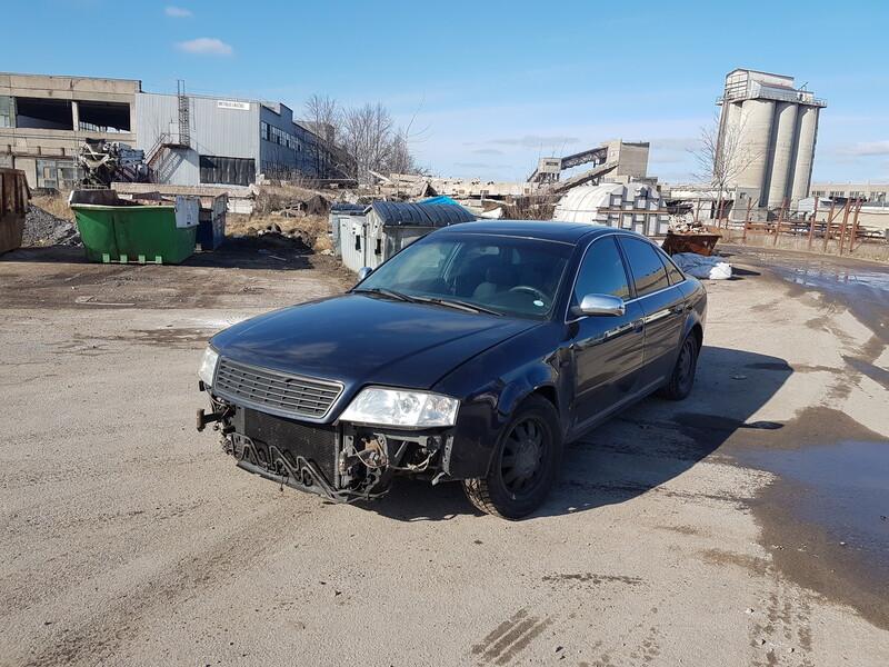 Audi A6 C5 2.4 BENZINAS 121 KW  1999 m dalys