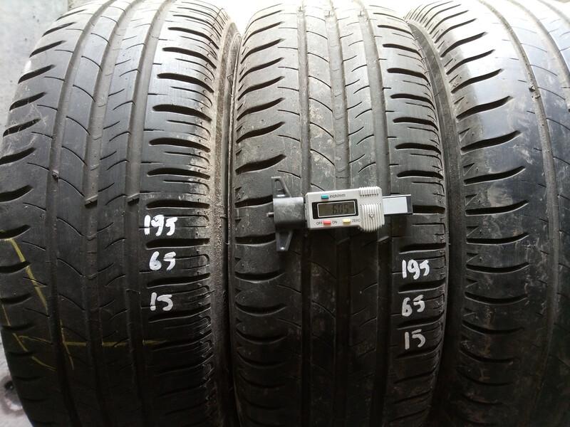 Michelin dirbam sekmadieni R15 vasarinės  padangos lengviesiems