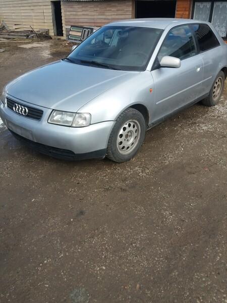 Audi A3 8L 1998 m dalys