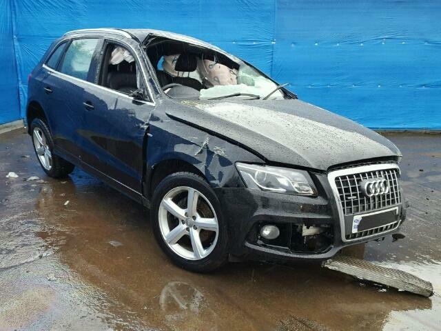 Audi Q5 2011 г. запчясти