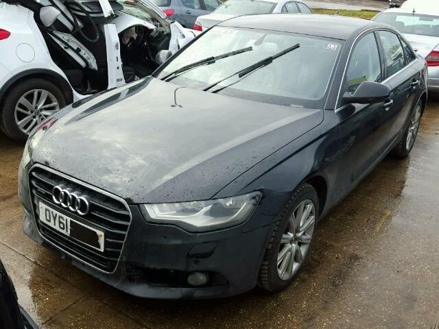 Audi A6 C7 2012 y parts