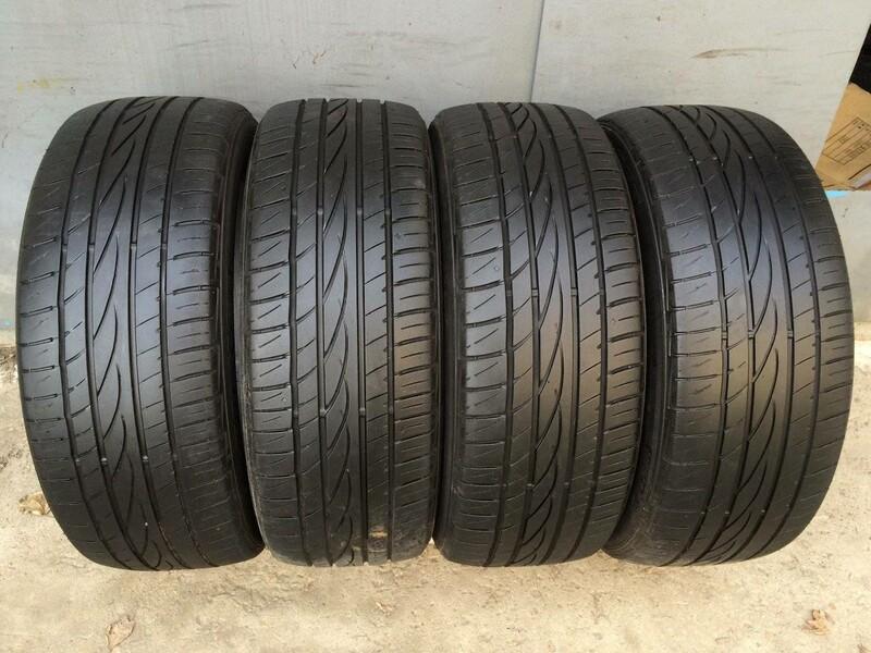 Bridgestone Falken & kt. AKCIJA! R17 vasarinės  padangos lengviesiems
