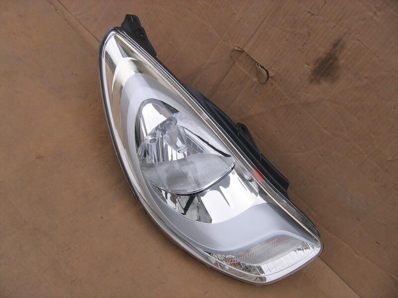 Hyundai I10 2012 m dalys
