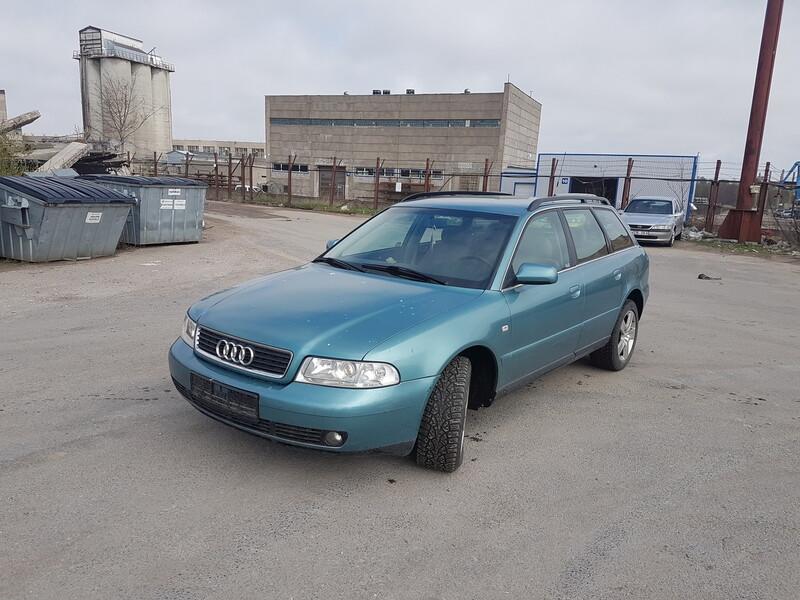 Audi A4 B5 2.5 DYZELIS 110 KW 2001 m dalys
