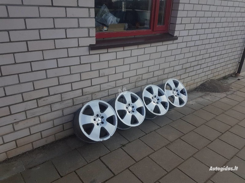 R18 light alloy  rims
