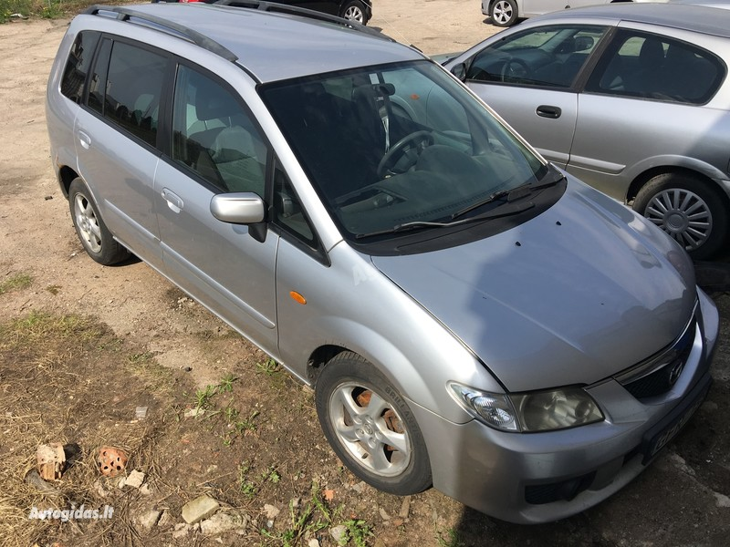 Mazda Premacy 2004 y. parts