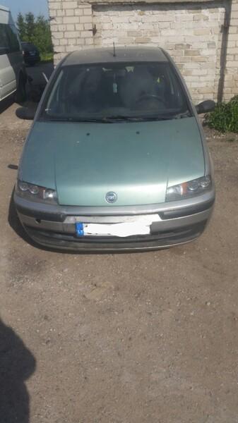 Fiat Punto II 2002 y. parts